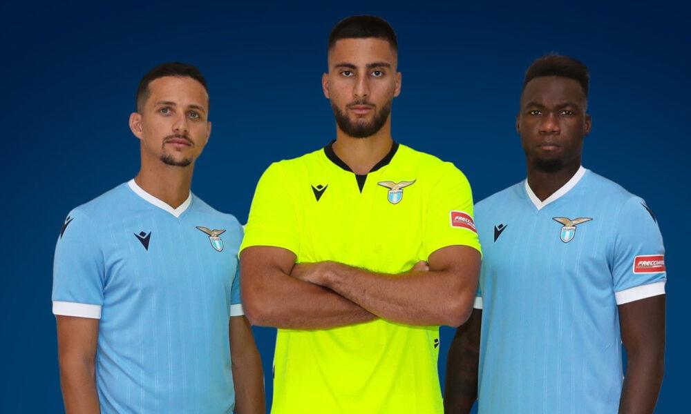 Maglia Lazio, l'Europa League esalta la nuova divisa biancoceleste ...