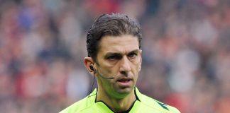 Tagliavento Juventus Lazio