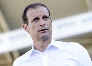 juventus conferenza allegri