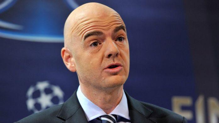 FIFA - Infantino propone la cancellazione del mercato di gennaio e altri limiti