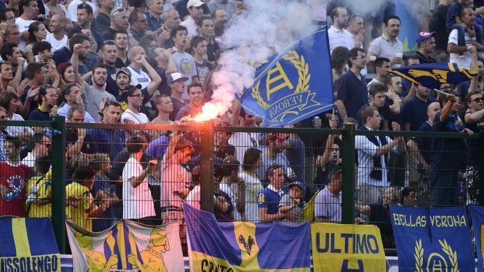 Lazio formato Champions supera 2-0 il Verona Video
