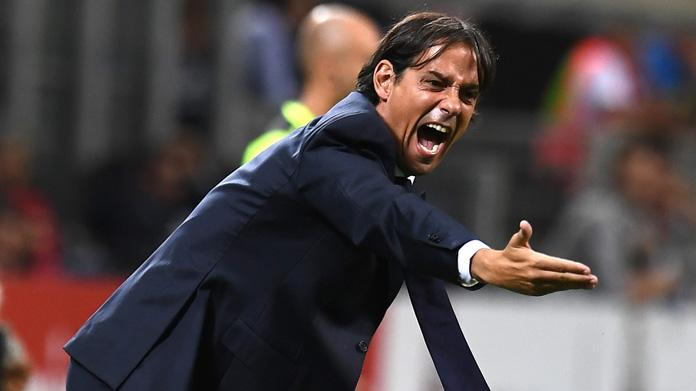 Inzaghi Lazio Roma Turnover