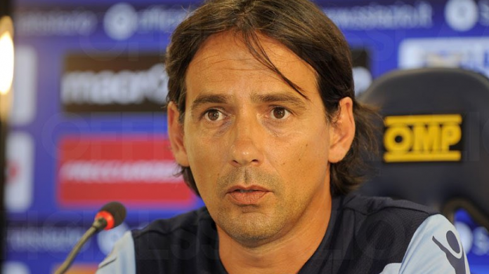 APOLLON LAZIO CONFERENZA INZAGHI: